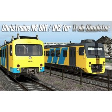 NS DH1 / DH2 Trein voor Train Simulator