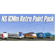 NS ICMm Retro Paint Pack