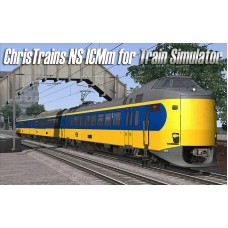 NS ICMm Passengers Train for Train Simulator