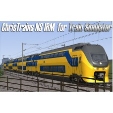 NS IRM Passagiere Zug für Train Simulator