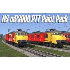 NS series mP3000 Retro Paint Pack *GRATIS*