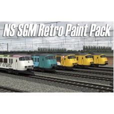 NS SGM Retro Paint Pakket