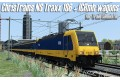 NS Traxx 186 + NS ICRmh wagons